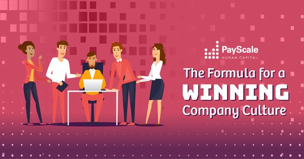 The Formula for a Winning Company Culture