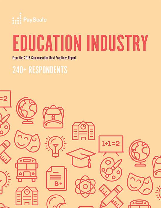 Education Compensation Trends